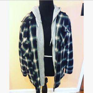 Unit Flannel Jacket